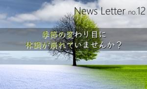 news letter no.12